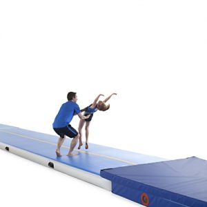 Airtrack Spieth napihljiva akrobatska steza dolžine 10 m