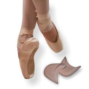 Silikonski vložek za baletne copate toe pad Venturelli