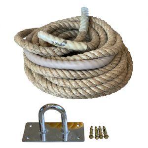 Vrv za vlečenje in funkcionalno vadbo ESSE, štrik dolžine 15 m
